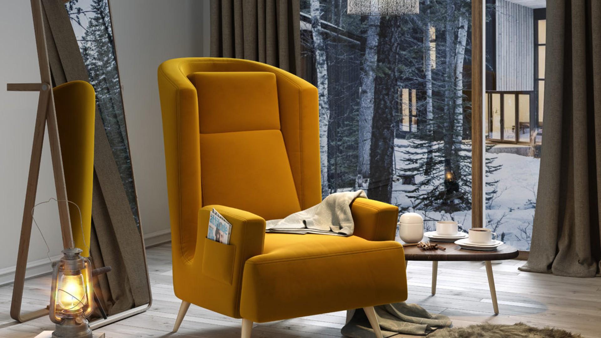 Fotele i pufy